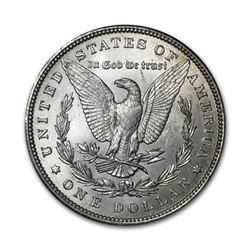 1904 $1 Morgan Silver Dollar AU