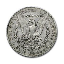 1904-S $1 Morgan Silver Dollar VG