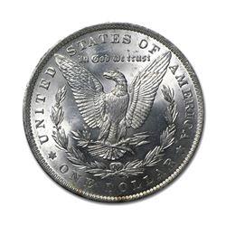 1881 $1 Morgan Silver Dollar AU