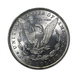 1882 $1 Morgan Silver Dollar AU