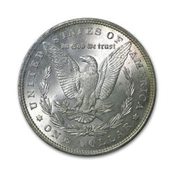 1884 $1 Morgan Silver Dollar VG