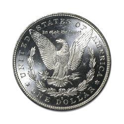 1887-S $1 Morgan Silver Dollar Uncirculated