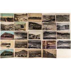 Arizona Mining Postcards: Douglas, Jerome & Morenci