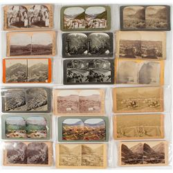 Colorado Mining Stereoview Collection