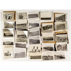 Mill City, Nevada Photographs and Negatives