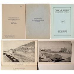 Three Different Tonopah Mining Reports