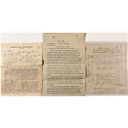 New Mexico Mining Documents