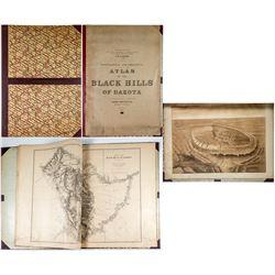 Topographic and Geologic Atlas of the Black Hills of South Dakota (1879)