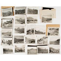 Utah Mine Photographs from Paul Kerr of Columbia University