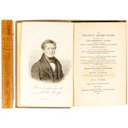 The Practical Miner's Guide by J. Budge (1845) (Assaying & Mining)
