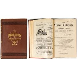 The Mining Directory and Reference Book (1890)