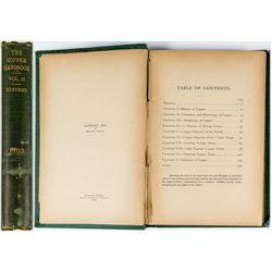 The Copper Handbook- Volume II- 1902