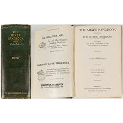 The Mines Handbook- 1926