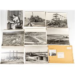 Photographs of Freeport Nickel Mine at Moa Bay Cuba