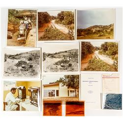 Photographs of Pueblo Viejo Mine in the Dominican Republic