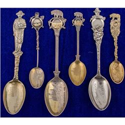 Cliff House, Golden Gate--Six Spoons