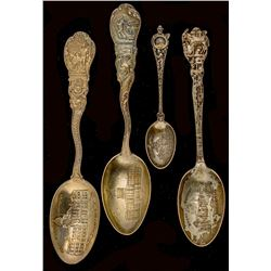 Denver State Capital Mining Spoons