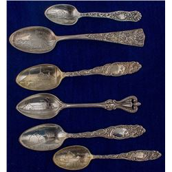 Six Best of Butte Mining Spoons