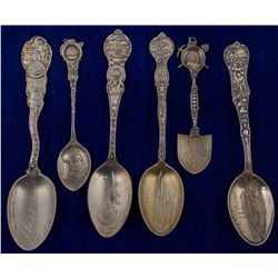 Six Small Montana Towns Mining Spoons