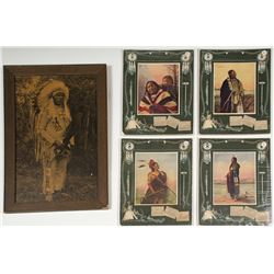 Native American Lithographs