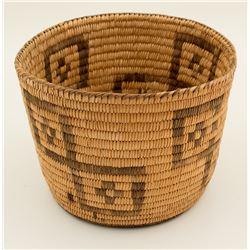 Vintage Akimel O'odham (Pima) Basket