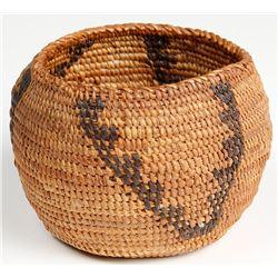 Tiny Paiute Basket