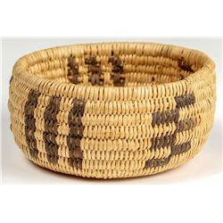 Modern Tiny Paiute Basket