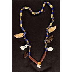 Northwest Coast Effigy Necklace