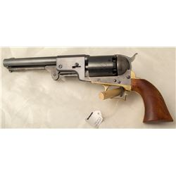EXCEPTIONAL COLT FIRST MODEL DRAGOON REVOLVER, Attributed Restoration to R.F. Sedgley, Inc.