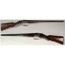 Rare Fox Gun Company Shotgun