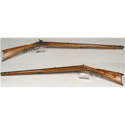 Maple Stock Kentucky Rifle
