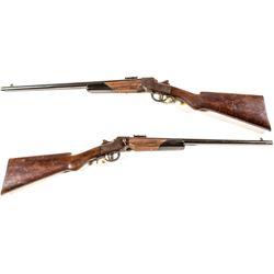 Hopkins & Allen Falling Block Single Shot Rifle