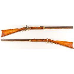 .50 Caliber Connecticut Valley Arms Replica Black Powder Kentucky Rifle