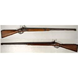 Brown Bess style Musket