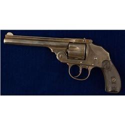 Iver Johnson 2nd Model Hammerless Revolver