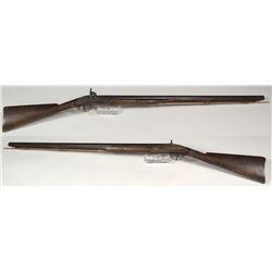 Short Stock Kentucky Musket