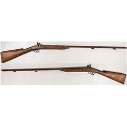 12 Gauge Single Barrel Musket Shotgun