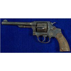 Manual Escodin Model 1924 Double Action Revolver 32 Long CTG