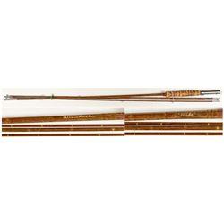 Winchester Kilde Vintage Split Bamboo 9 ft fly Rod