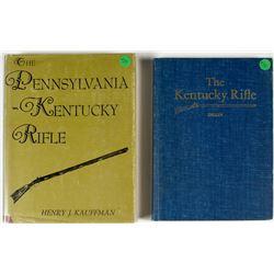 Kentucky Rifle Books
