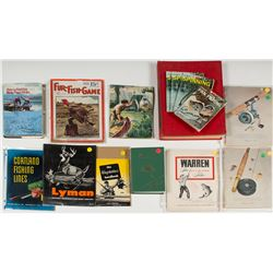 Hunting and Fishing Books