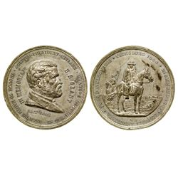 U.S. Grant Memorial Medal