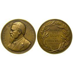 Director of US Mint Bronze Medal