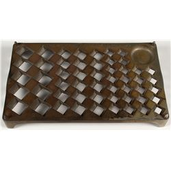 Staats Coin Tray