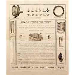 Original Fly Fishing Broadside
