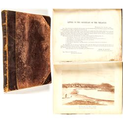 Rare 1873 Book on the Prybilov Islands (Alaska)