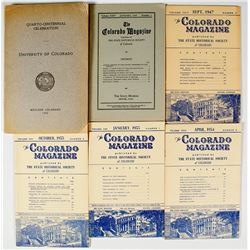 Colorado Magazines (State Historical Society)