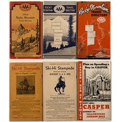 Three Rocky Mountain Travel Directories