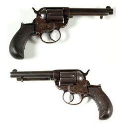 Colt Model 1877 Double Action .38 Caliber Lightning