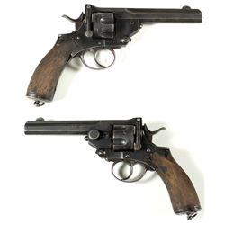 Webley Pryse .455 Double Action Revolver